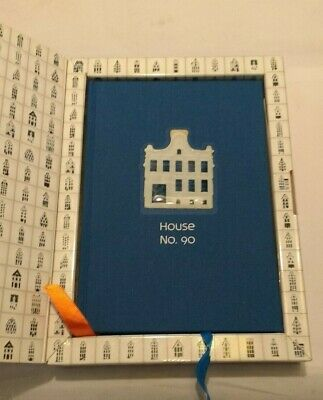 KLM Bols Amsterdam Delft House No 90 Collectors Book With All Houses Produced. • 425£