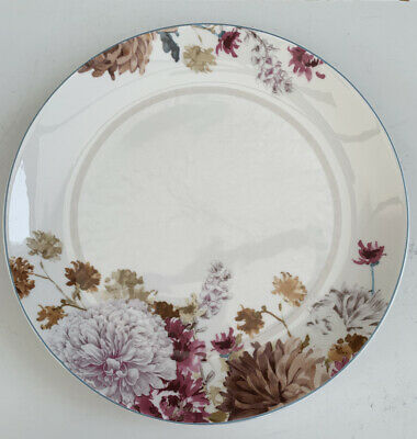 M&S Painterly Floral Dinner Plate • 12.95£