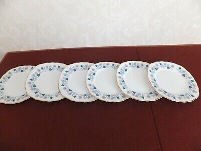 Royal Vale  Side Plate X 6 • 12.75£