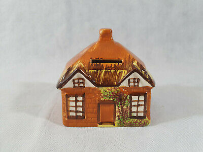 Price And Kensington Cottage Ware Money Box, Piggy Bank, Collectable • 15£