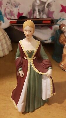 Franklin Mint Isabella Of Spain • 10£