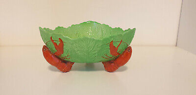 Carlton Ware Lobster Salad Bowl • 11£