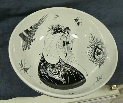 STUNNING POOLE POTTERY BEARDSLEY COLLECTION LARGE BOWL 20cm ACROSS PERFECT • 4.99£