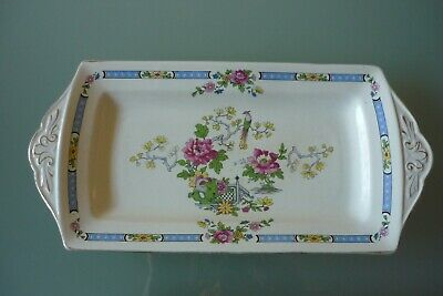 Lord Nelson Ware T'SING Pottery Rectangular Sandwich Platters - 2 • 16£