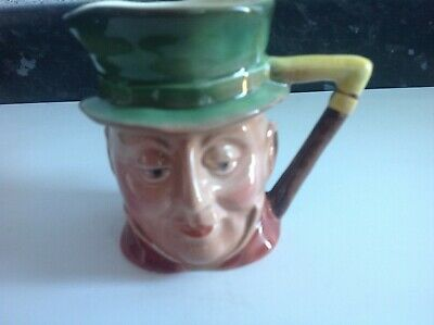 A Small Beswick Pottery Toby Jug Micawber No 674 • 14.99£