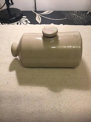 Pearson's Chesterfield Antique Clay / Stone Bed Warmer / Foot Warmer • 5£