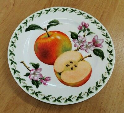 Maxwell & Williams Salad Plate 8  -Apple- Orchard Fruits Pattern (D2) • 2.99£