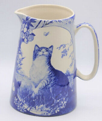 Lord Nelson Blue Cat 7 And A Half Inch Jug • 14.99£