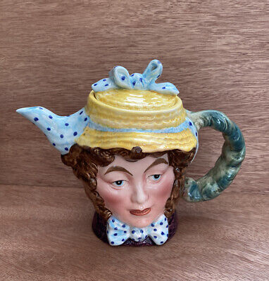 Vintage Beswick Dolly Decorative Teapot • 39.99£