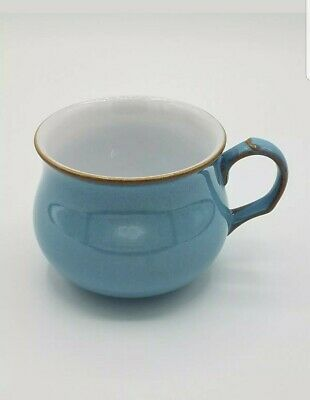 Denby Colonial Blue Coffee Tea Cup Excellent Condition! • 4.99£