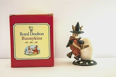Royal Doulton DB162 Trick Or Treat Bunnykins - Excellent Condition • 119£