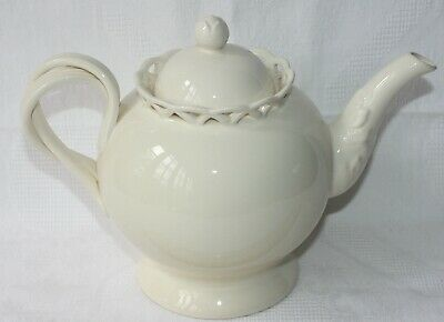 Vintage Royal Creamware 'Classics' Fine China 1½ Pint Tea Pot • 22.99£