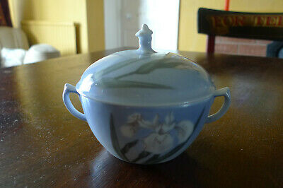 Royal Copenhagen 2 Handled Cup And Cover With Finial No 109/9178 • 109.09£