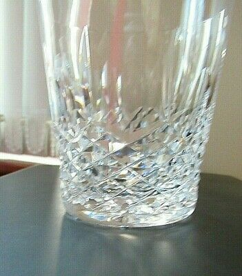 Rare Waterford Crystal  Old Fashioned Tumbler  Kenmare Cut Signed Vgc • 21£