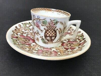 ANTIQUE CUP AND SAUCER -Good Condition  • 10£