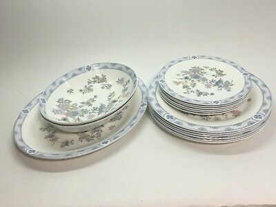 Royal Doulton Coniston Dinner Service - Mint Condition • 85£