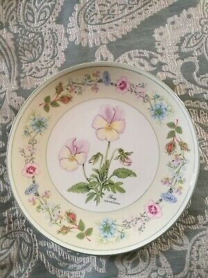 2 X Aynsley Plates, Decorative, Pre-owned • 4£