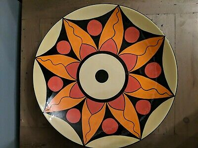 Lorna Bailey Charger Plate Kaleidoscope Rare Limited Edition 76/100 • 26£