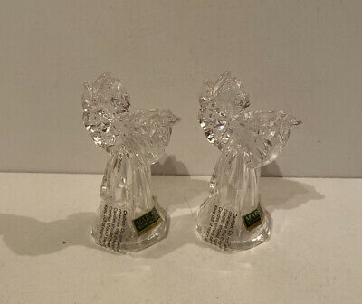 Marquis Waterford Crystal Pair Of Candle Stick Holders  • 29.99£