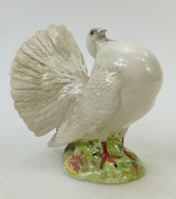 Very Rare Beswick Fantail Pigeon # 1614  Made 1959 - 1969 Only Bird  • 300£