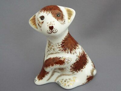 Royal Crown Derby Paperweight - Bailey Puppy • 48£