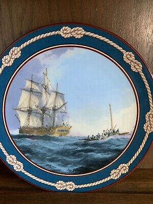 Royal Daulton The Bounty Plate  • 5£