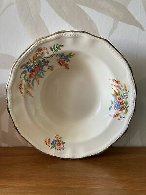 Alfred Meakin 6 Floral Soup Bowls • 14.99£