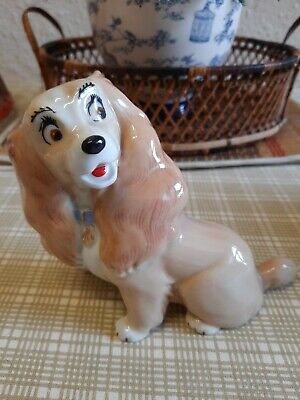 Wade Disney Blow Up Lady And The Tramp Lady Spaniel Large • 40£