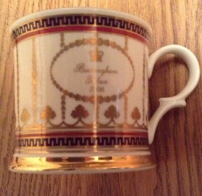 Bone China Buckingham Palace Mug 1996 - Royal Family • 10£