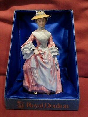 Stunning Ltd Edt Boxed Retired Royal Doulton Figurine Mary Countess Howe Hn3007 • 28.78£