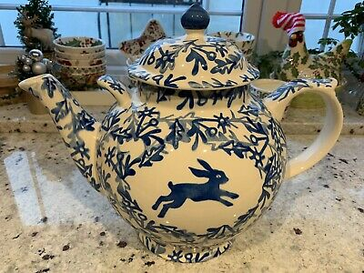 Emma Bridgewater Collectors Day Special Gallon Teapot • 698£