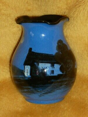 Minature Barton Torquay Moonlight Vase • 12.95£