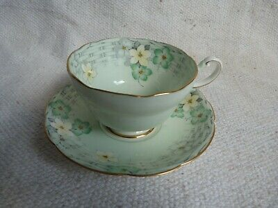 Stunning Vintage Paragon Fine Bone China Cup And Saucer. • 4.99£
