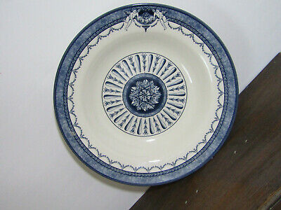 Queens The Royal Historic Palaces.replacement Dinner Plates Blue & White. • 12.99£