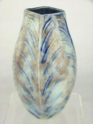 A Rare Martin Brothers  Martinware  Vase Of Organic Form. 8  Tall. • 445£