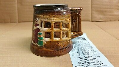 The Old Curiosity Shop Dickens Ltd Ed Great Yarmouth Pottery Tankard Mug  • 8.95£