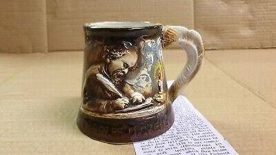 Ghostly Characters Of Charles Dickens Ltd Ed Great Yarmouth Pottery Tankard Mug  • 8.95£
