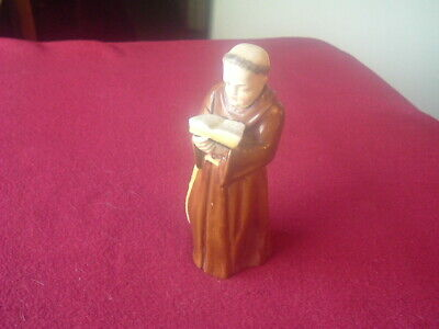 Pair Of Royal Worcester Candle Snuffers,  Monk And Nun • 20£