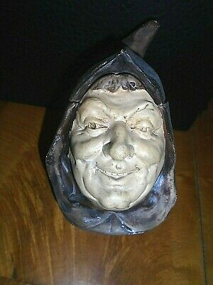 Antique/vintage Pottery Character Jug-possibly A Monk • 8£