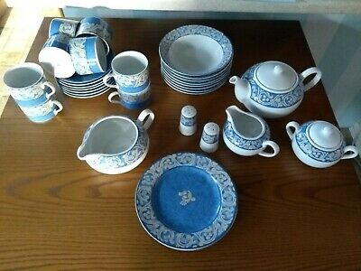 Collection Of BHS Seville Pottery • 20£
