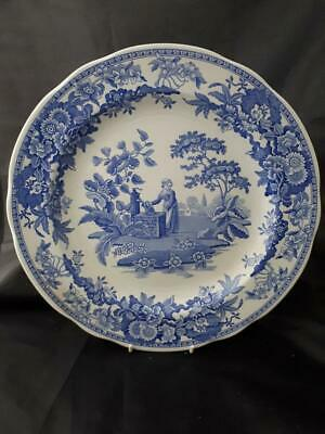 Spode Blue Room Collection 4 X 10 Inch Plates • 18£