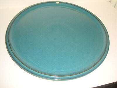 Denby - Greenwich - Large Round Serving Tray • 14.99£