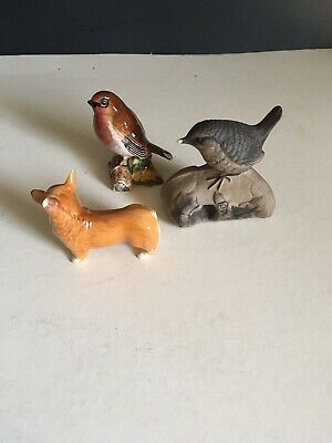 Beswick Group Of Vintage Animals Plus One Poole • 8£