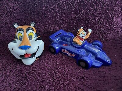 Wade RARE & LIMITED EDITION SET OF 2 TONY THE TIGER Moneyboxes • 84.99£
