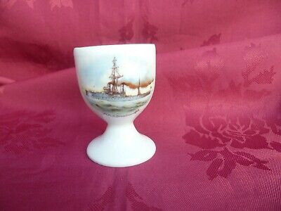 WW1 Crested China   HMS Dreadnought • 10£