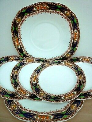 Vintage/retro Alfred Meakin Knowlesley Plates - Good Condition • 3.99£
