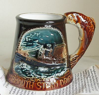 GREAT YARMOUTH POTTERY THE STEAM DRIFTER No 167 OF 500 • 10.99£