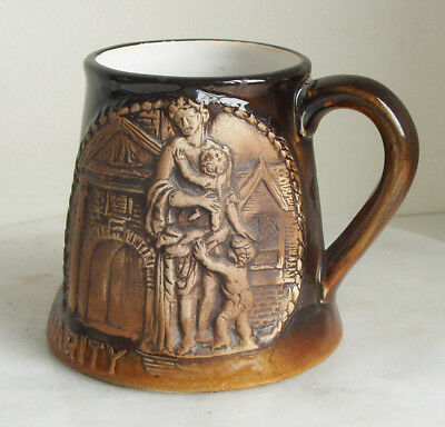 Great Yarmouth Pottery Mug  No.456 Of 500 Fishermen's Hospital Perfect Con • 10.99£