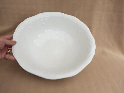 Large Myott Son & Co Ceramic 17 Inch Wash Bowl • 38£