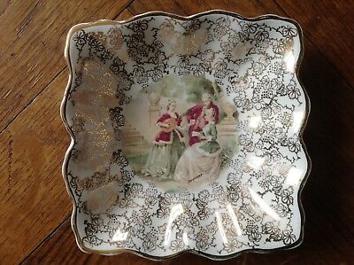 Midwinter, England, Staffs, Semi- Porcelain, Pin Tray, Vintage, Fragonard • 3.99£